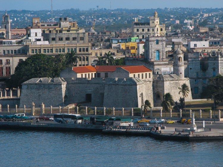 Resultado de imagen de Castillo de la Real Fuerza de La Habana