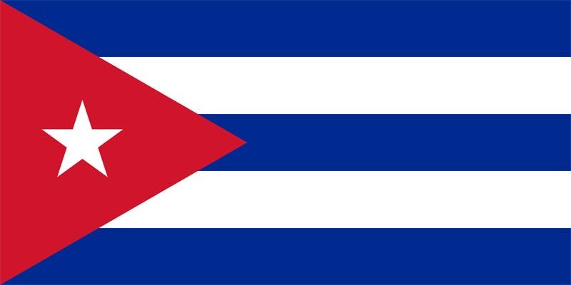 Bandera de Cuba a910048fed5b7