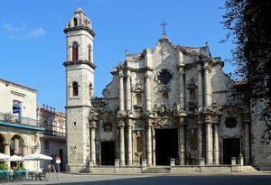 Catedral de La Habana, La Habana Vieja